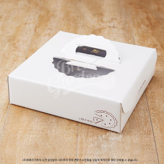 파이박스(화이트파이/3호) no.4941 - 브레드가든, 1,650원, DIY재료, 토핑/데코