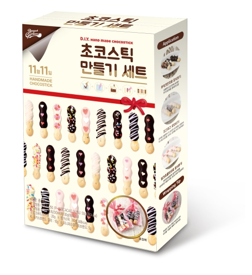 초코스틱 만들기세트 (약55~60개분량) no.F2AC0001 - 브레드가든, 9,030원, DIY재료, 믹스
